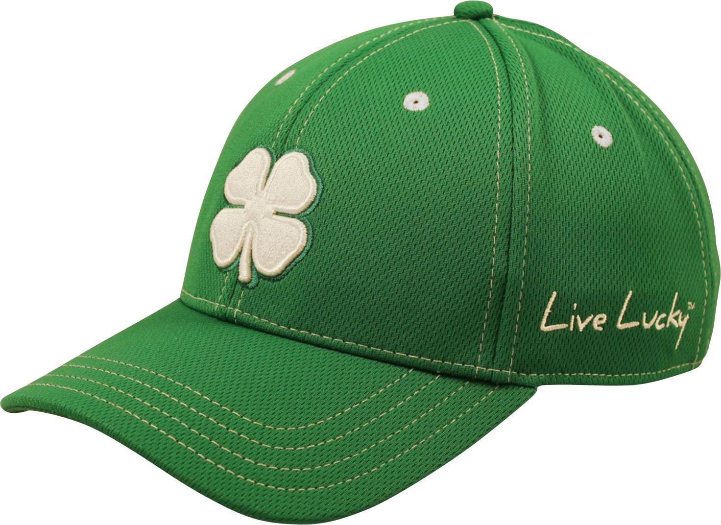 Black Clover Men's Premium Clover Golf Hat - Walmart.com