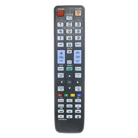 Replacement TV Remote Control for Samsung LN37C539 Television - image 1 of 2