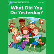 What Did You Do Yesterday? - Audiobook