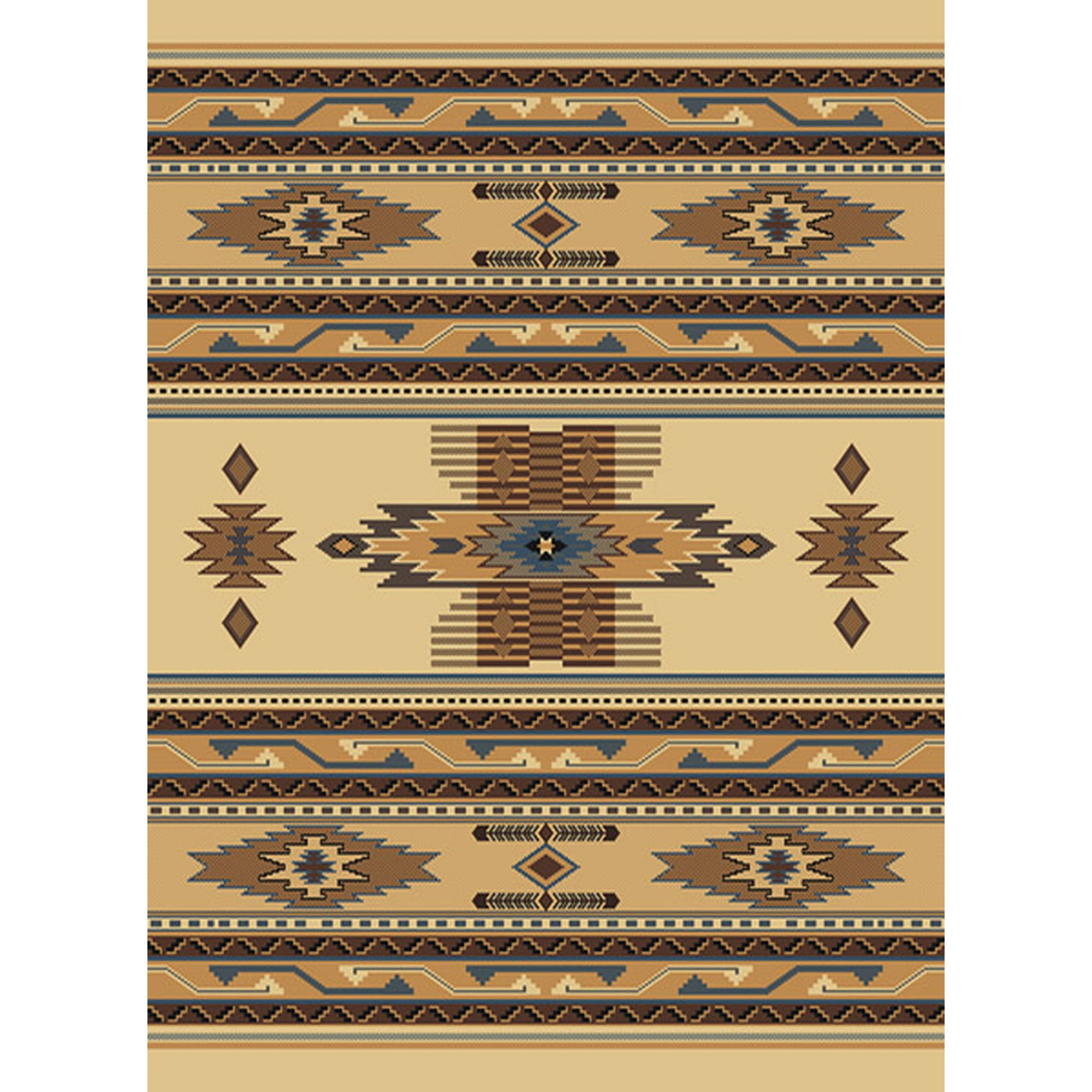 United Weavers BrunswickTamara Woven Olefin Scatter Rug