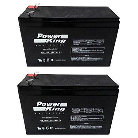 Yuasa Lead Acid Batteries (12V 7AH Sealed Lead Acid SLA Battery for RAZOR Scooter)