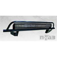 N-Fab Light Bar 2017 Ford Raptor - Tex. Black - Multi-Mount