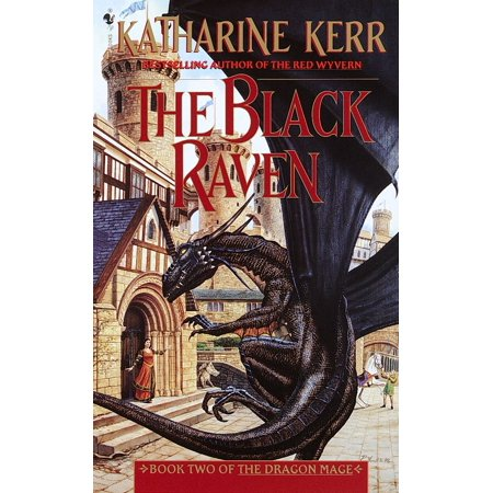 The Black Raven : Book Two of the Dragon Mage ()