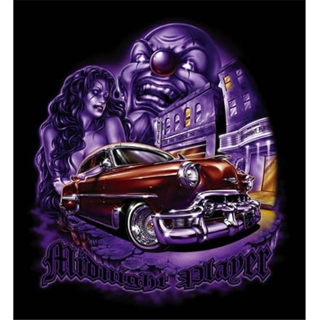 Hot Stuff 1097-08x10-LO 8 x 10 in. Midnight Player Lowrider Poster Print - image 1 of 1