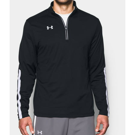 Under Armour Men's UA Qualifier 1/4 Zip Pullover 1273917-001 (Under Armour Mens Qualifier 1 4 Zip)