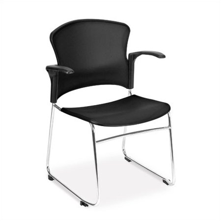 310 Pa Set - OFM Multi-Use Plastic Stacking Chair (Set of 4)