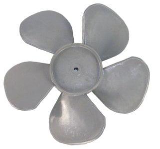 """Plastic Fan Blade 6-5/8"""" Dia, .2178"""" Bore, CW; K-FAN6009 Fasco # 8660-6009"""