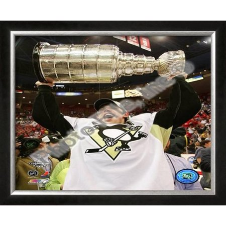 Evgeni Malkin Game 7 - 2008-09 NHL Stanley Cup Fin... Framed Photographic Print Wall Art