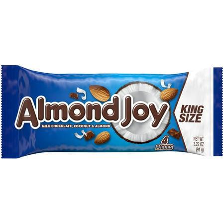 Image of Almond Joy Candy Bar, 3.22 Oz