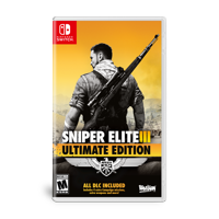 Sniper Elite 3 Ultimate Edition; Sold Out; Nintendo Switch; 812303012563