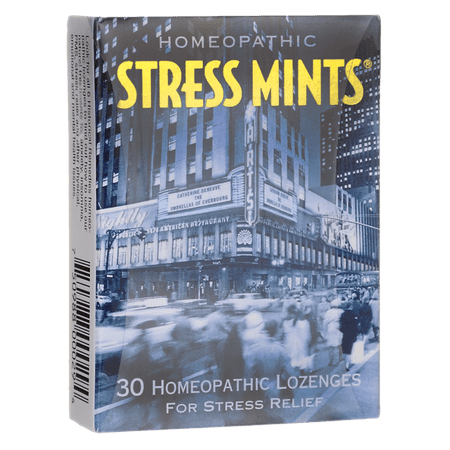 Historical Remedies Homeopathic Stress Mints 30