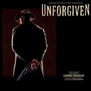 Unforgiven - Original Motion Picture Soundtrack - Exclusive Prairie Sand Colored Vinyl - LP Record - Lennie Niehaus