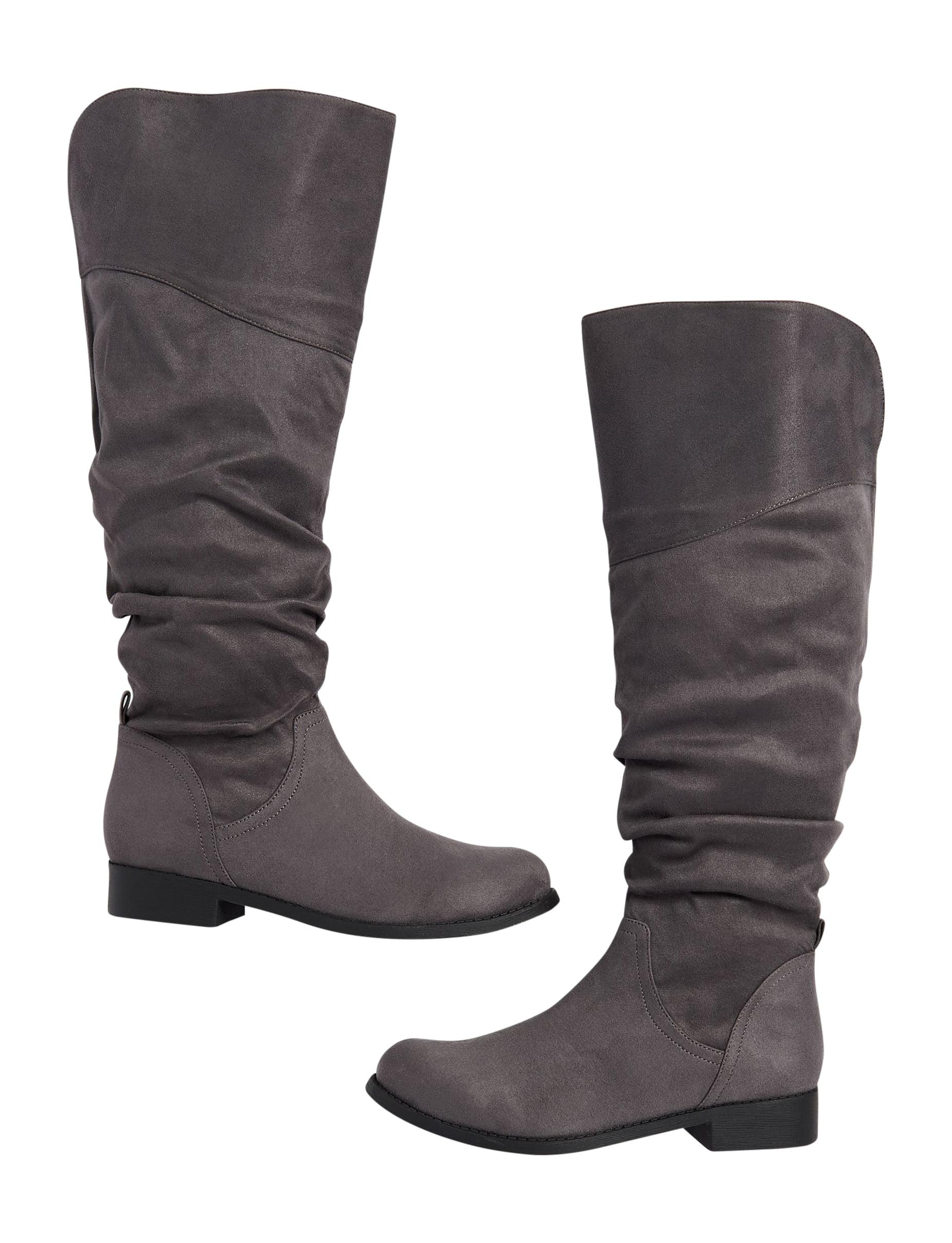 610ba8f0f6c Maurices - Greta Scrunch Tall Boot - Walmart.com