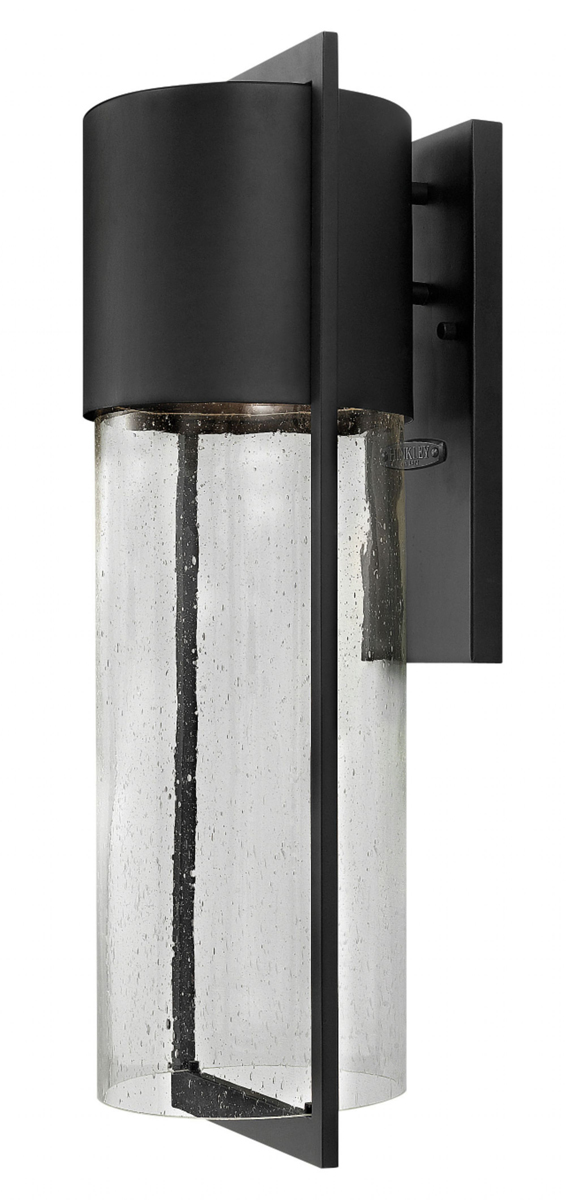"""Hinkley Lighting 1325-LED 23.25"""" Height Dark Sky LED Outdoor Wall Sconce from the Shelter Collection by Hinkley Lighting"""
