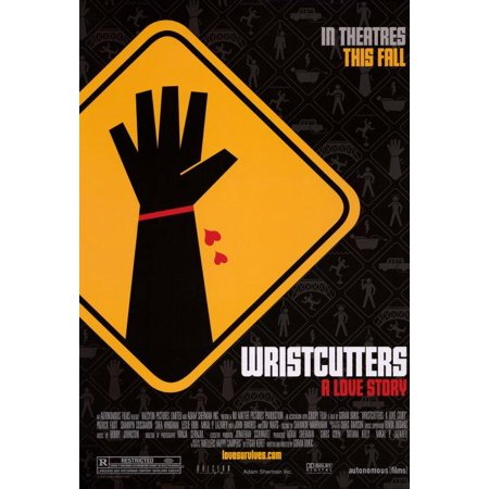 Wristcutters: A Love Story POSTER (11x17) (2007) (Style