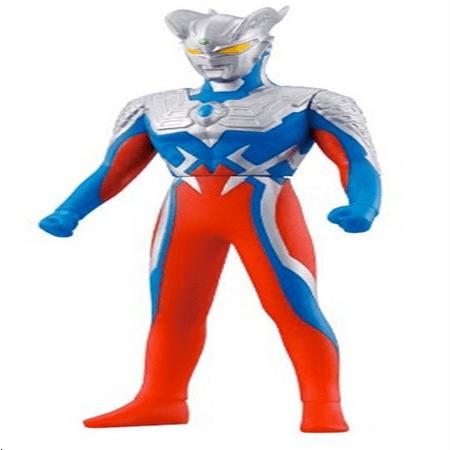 Foto Ultraman Zero Aku Keles