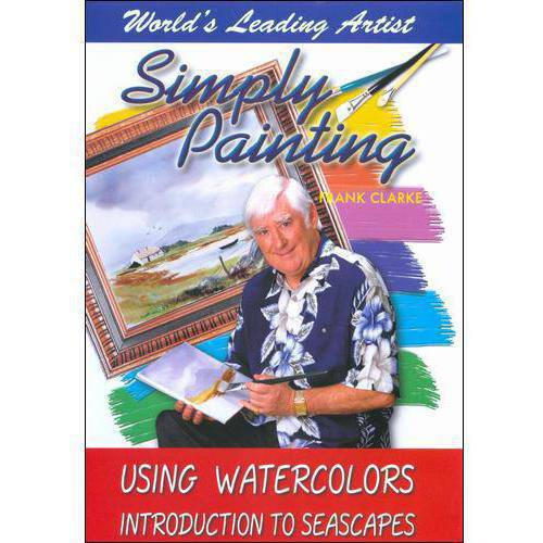 Using Watercolors Introduction to Seascapes by