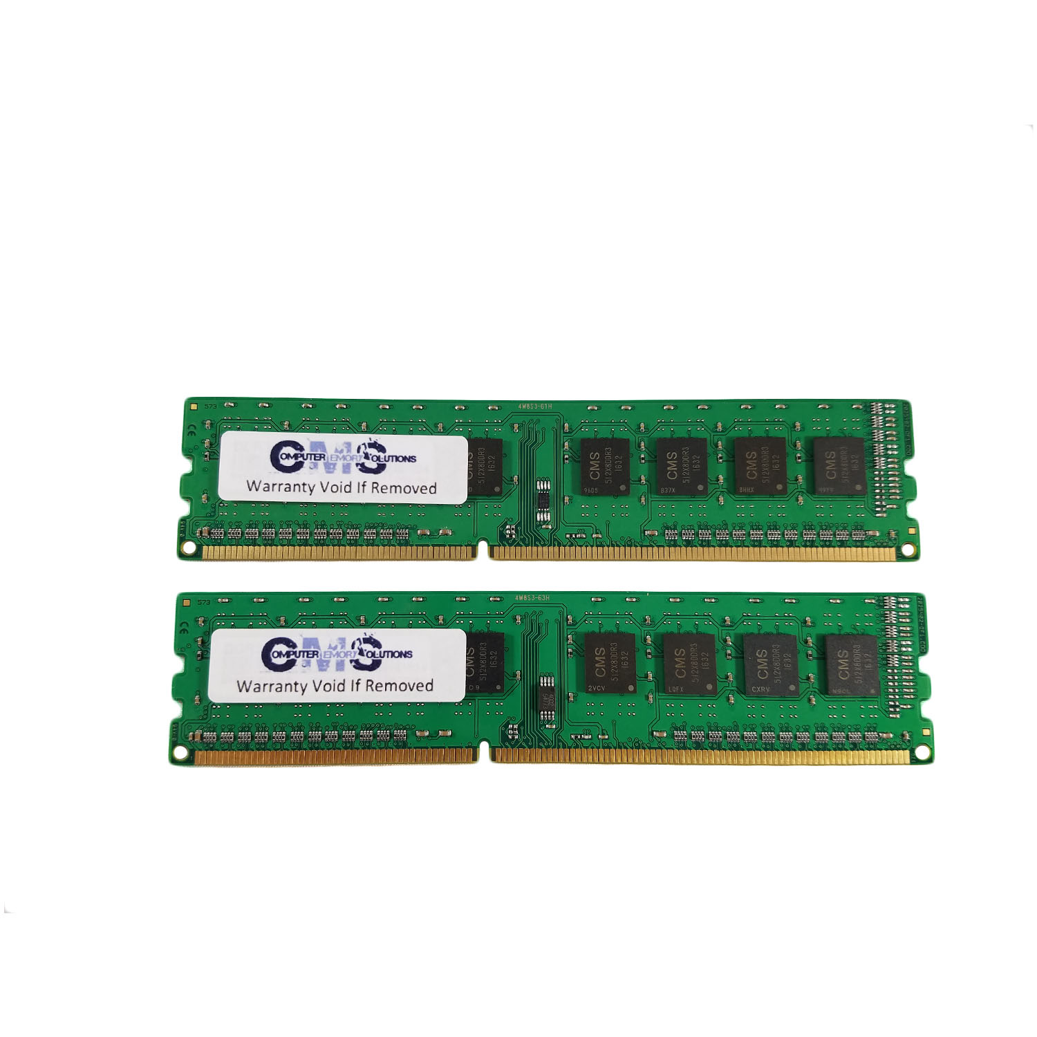 8Gb (2X4Gb) Memory Ram Compatible With Dell Optiplex 3010 (Mt/Dt/Sff) By CMS A74