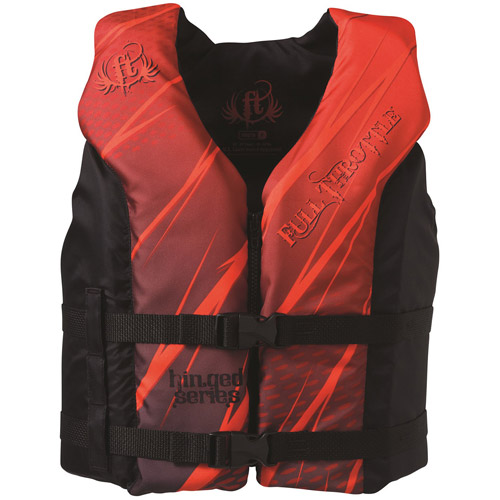Full Throttle Youth Hinged Water Sports Vest