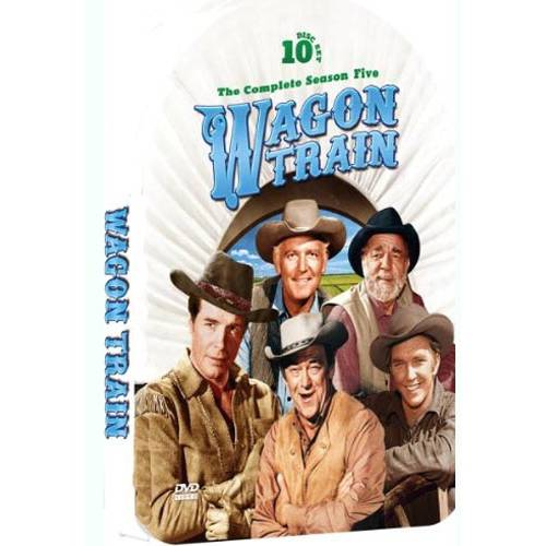 Wagon Train: The Complete Season Five (Embossed Tin) (Full Frame)