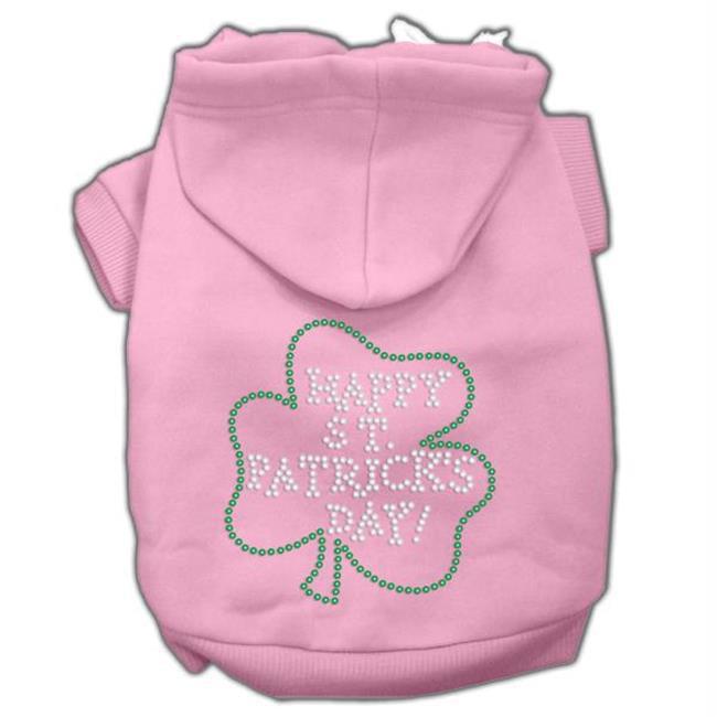 Happy St. Patrick's Day Hoodies Pink Xs (8) - image 1 de 1