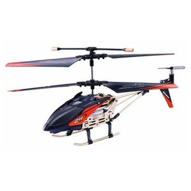 Microgear EC10337 2. 4Ghz Technology Rc Fx-601 Helicopter 3. 5Ch With Gyro Charge Via Usb