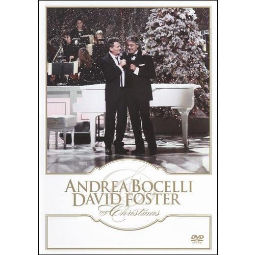 Andrea Bocelli/David Foster: My Christmas