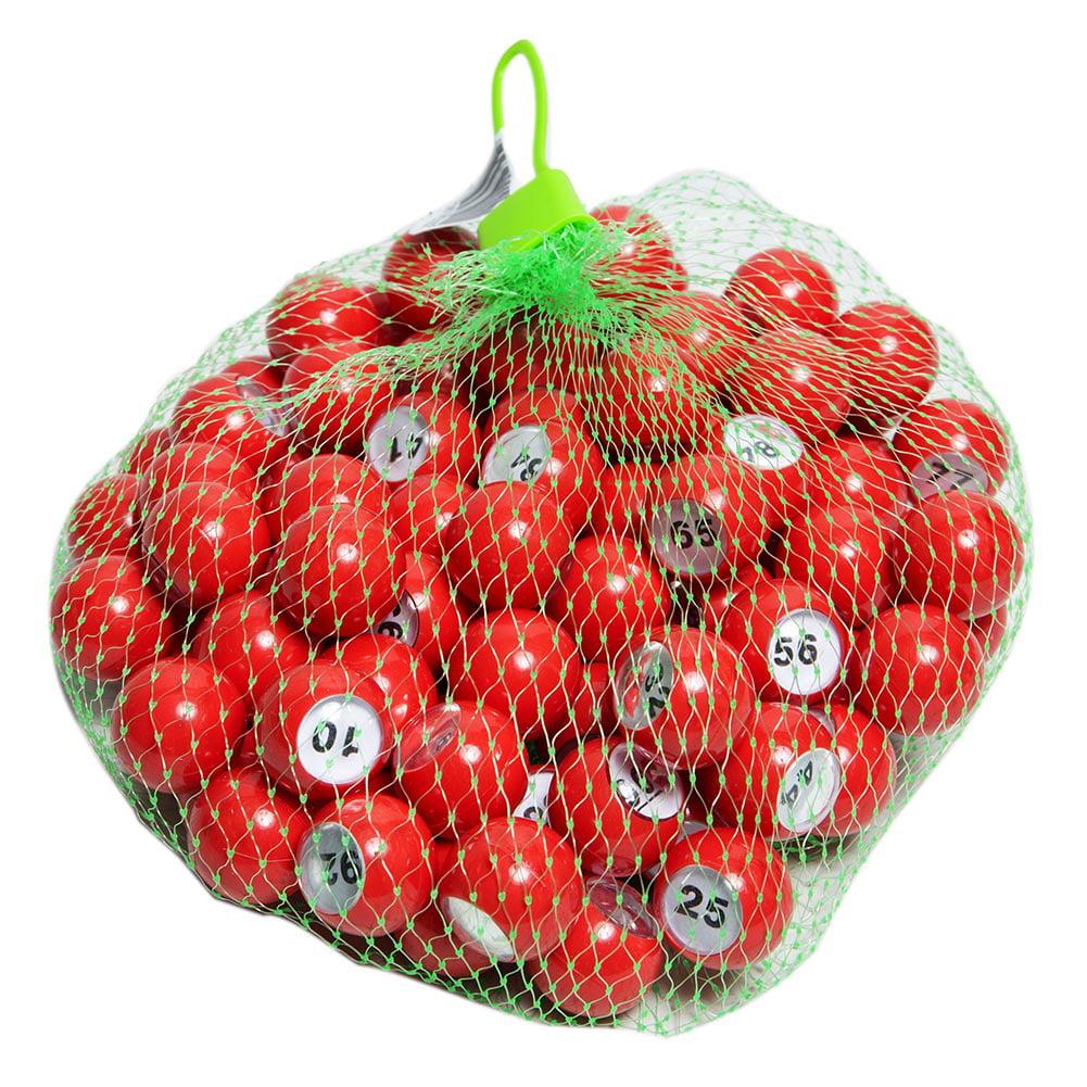Raffle Balls Number Set (1 100)