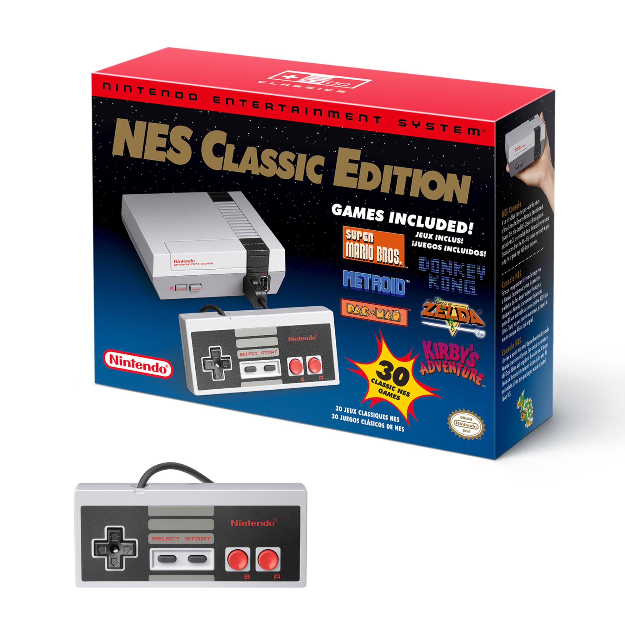 🛒- Walmart- Nintendo NES Classic Edition