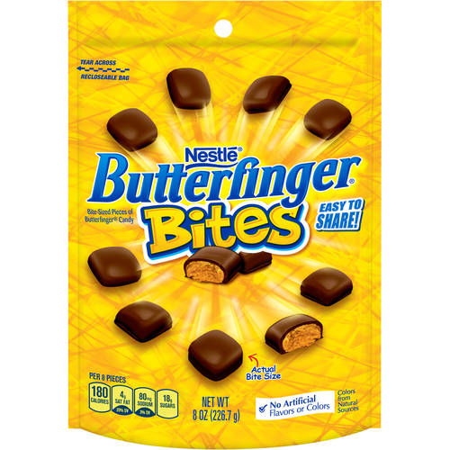 Butterfinger Candy Bites, 8 oz