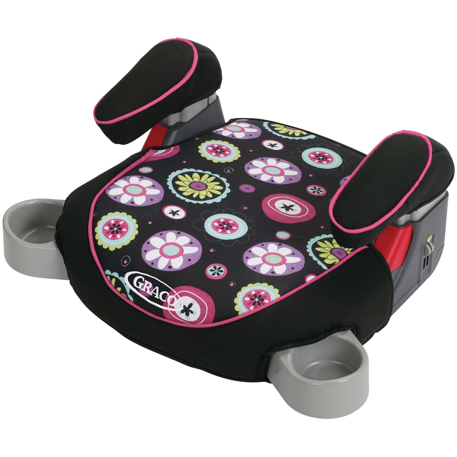 Graco Backless TurboBooster Car Seat Booster Seat, Tallulah