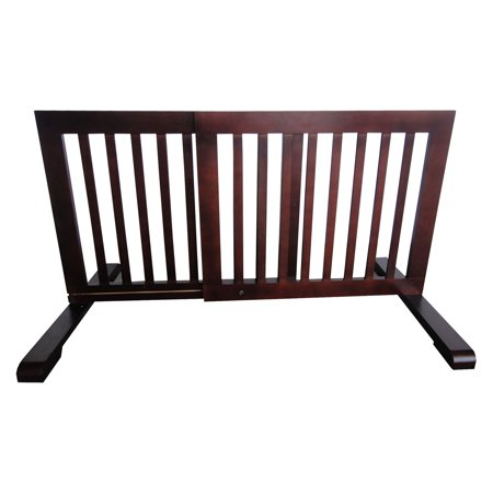 Mdog2 Free Standing Step Over Gate - 39.8 - 72 in.