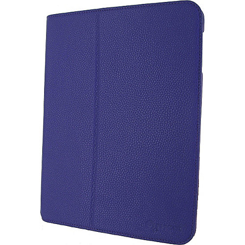 rooCASE Ultra-Slim Vegan Leather Case for iPad Gens 2, 3 & 4