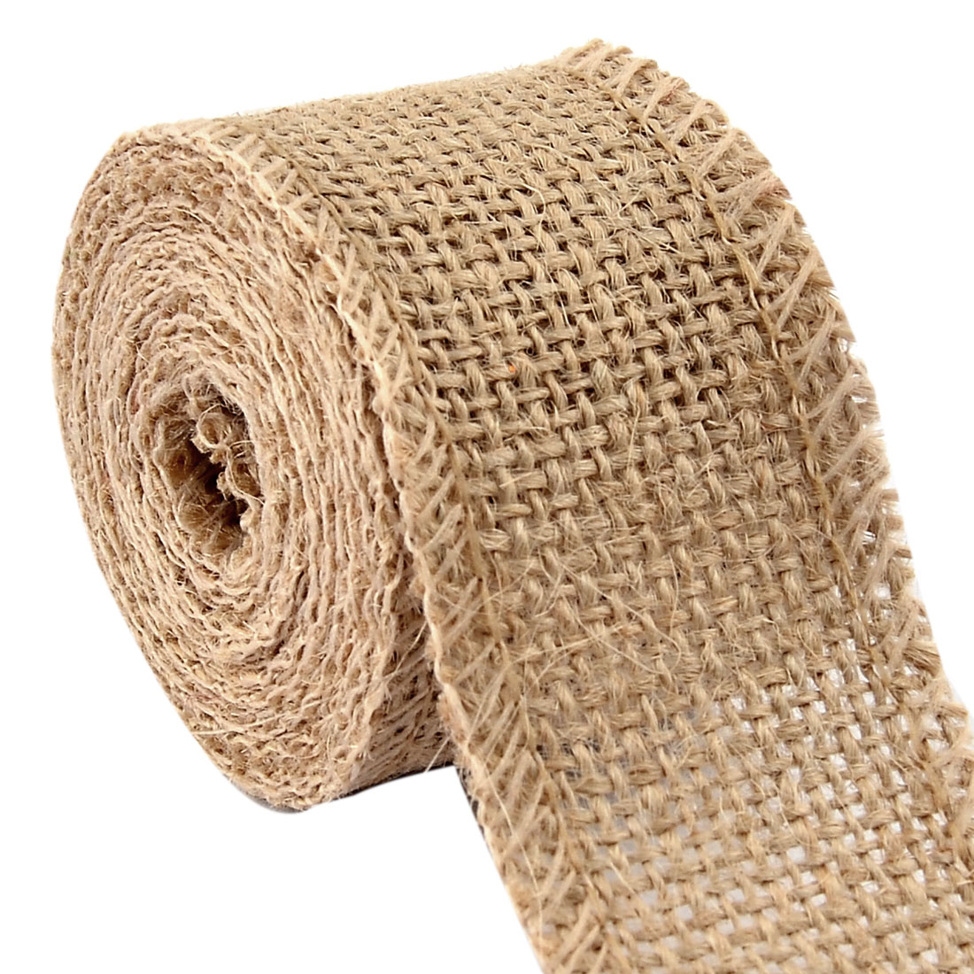 Gift Tags Burlap Belt Strap String Crafting Jute Ribbon