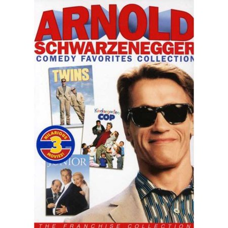 Arnold Schwarzenegger  Comedy Favorites Collection  Anamorphic Widescreen