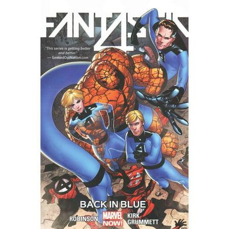 Fantastic Four 3: Back in Blue