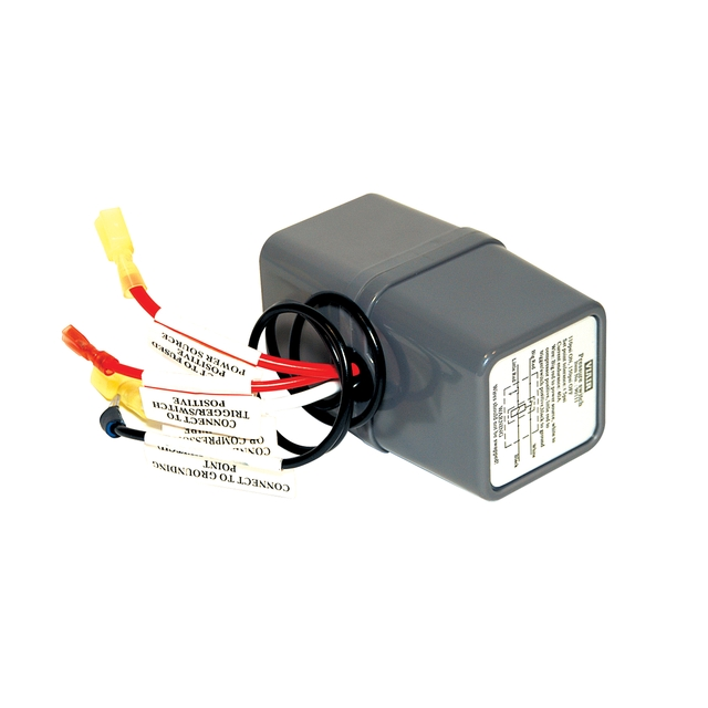 """Viair Pressure Switch with Relay, 12V only, 1/8""""NPT M Port, (165 psi On, 200 psi Off) 90118"""