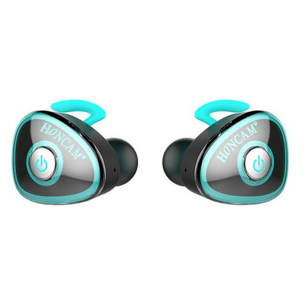 Mini True Wireless Bluetooth Double Mini Headphones Earphones Stereo Earbuds Walmart Com Walmart Com