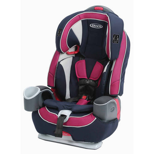 Graco Nautilus LX 65 3-in-1 Harness Booster Car Seat, Ayla