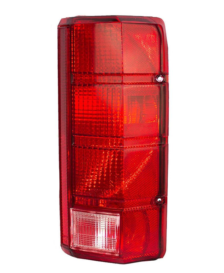 New Right Tail Light Fits Ford F 100 80 93 Bronco 1980 1986 Aftermarket Parts Fo2801102 E4tz 13404 B E4tz13404b