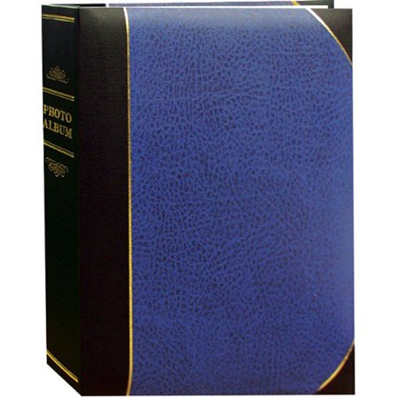 Le Memo Album - Pioneer Navy Blue Ledger Le Memo Photo Album (200 4x6 Photos) Pioneer Ledger Le Memo Photo Album (200 4x6 photos) - Navy