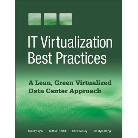 IT Virtualization Best Practices - eBook (Best Hardware For Virtualization)