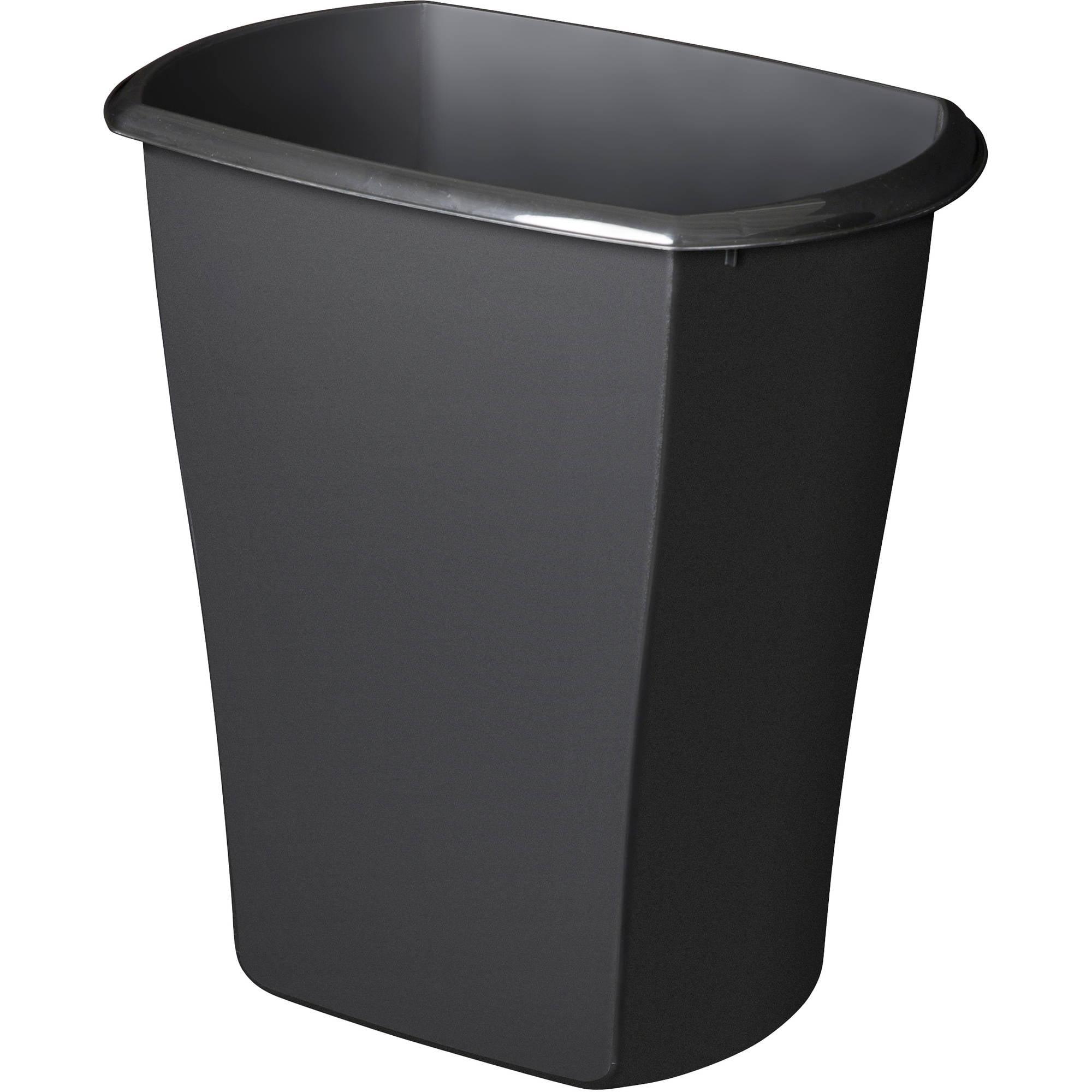 Mainstays 3-Gallon Wastebasket