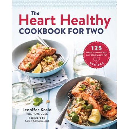 - The Heart Healthy Cookbook for Two (Paperback)