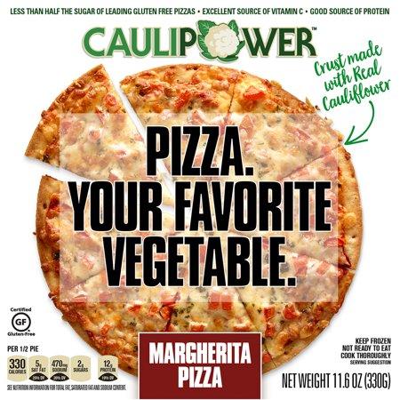 California Pizza Kitchen Frozen Pizza Nutrition Information