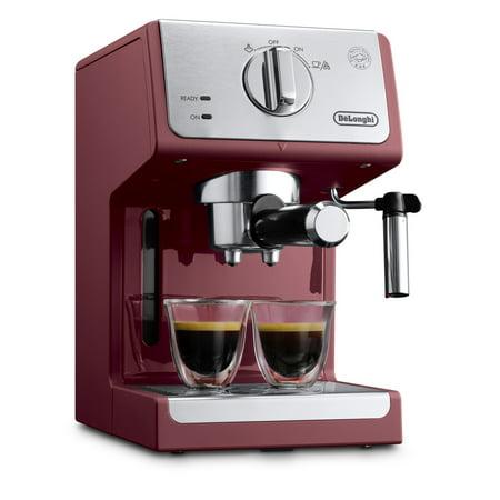 DeLonghi ECP3220 15 Bar Espresso and Cappuccino Machine with Advanced Cappuccino System