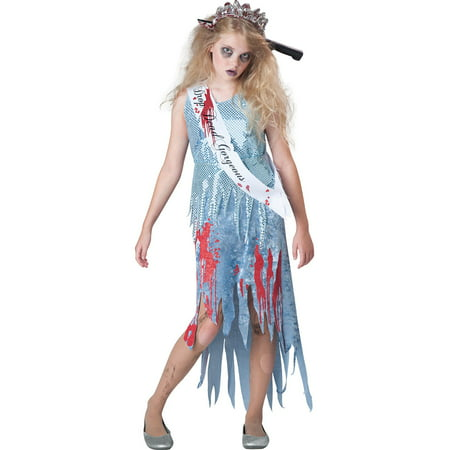 Tween Homecoming Horror Zombie Costume by Incharacter Costumes LLC� 18049 - Queen Of Hearts Costume For Tweens