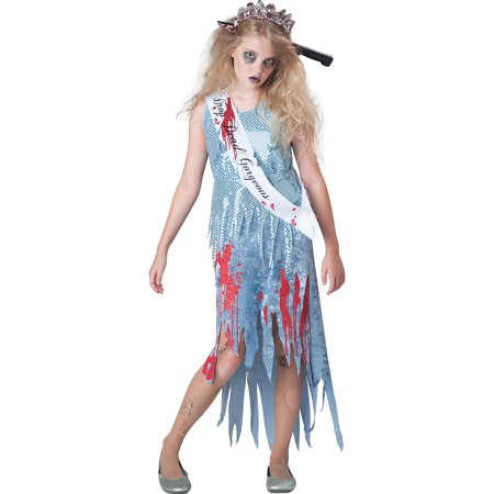 Tween Homecoming Horror Zombie Costume by Incharacter Costumes LLC� 18049](Plants Vs Zombie Costume)