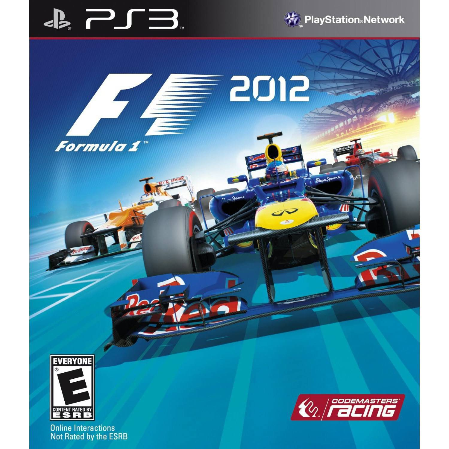 F1: 2012 - Playstation 3