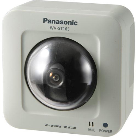 Panasonic Indoor HD Pan-Tilting Network POE Camera